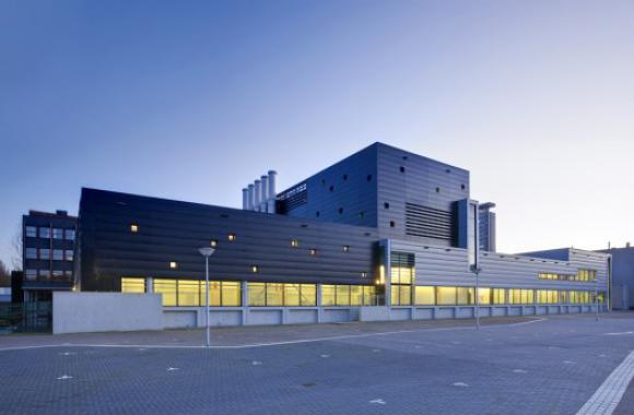 Cleanroom facilities in Delft